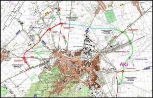 Teren 7083 mp ocolitoarea  centura Brasov Tarlungeni Sacele - imagine 3