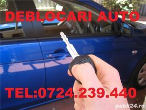 deschid portbagaj mercedes, deblocari auto mercedes - imagine 5