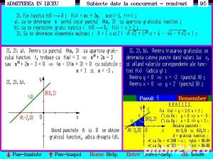 Ofer meditatii matematica clasele I-XII  - Pregatire examene Evaluare Nationala si Bacalaureat. - imagine 13