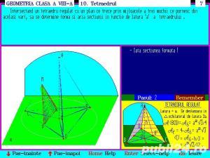 Ofer meditatii matematica clasele I-XII  - Pregatire examene Evaluare Nationala si Bacalaureat. - imagine 10