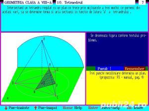 Ofer meditatii matematica clasele I-XII  - Pregatire examene Evaluare Nationala si Bacalaureat. - imagine 9