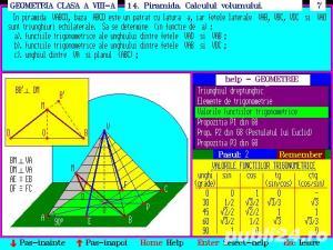 Ofer meditatii matematica clasele I-XII  - Pregatire examene Evaluare Nationala si Bacalaureat. - imagine 15