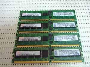 Memorie server workstation 1GB Hynix ECC PC2-3200R 400MHz DDR2 Registered - imagine 1