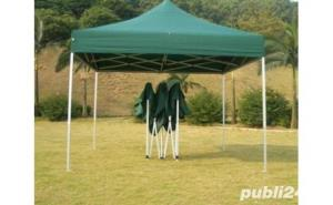 Ibiza spider acordeon pliabil pavilion cort NOU expozitii targ 3x3 - imagine 1