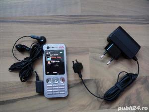 Sony Ericsson W890i argintiu - imagine 2
