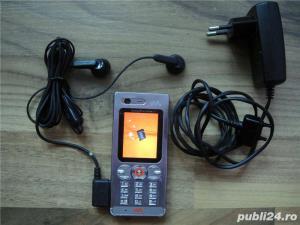 Sony Ericsson W880i argintiu - imagine 3