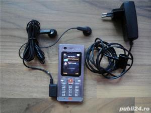 Sony Ericsson W880i argintiu - imagine 4