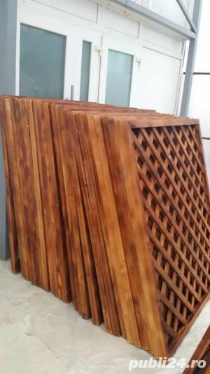 Structuri din lemn case , foisoare, confectii din lemn - imagine 11