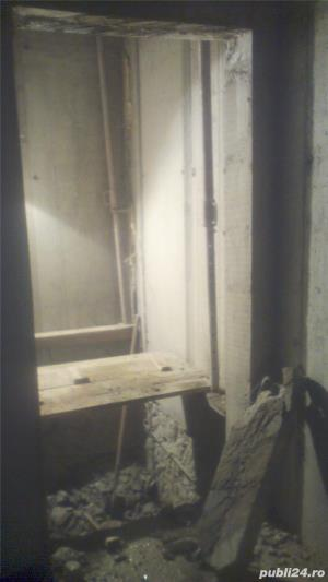 Tai sparg beton.Decupare prin taiere pana la 80 cm(gauri hota burghiu 100 lei) - imagine 17