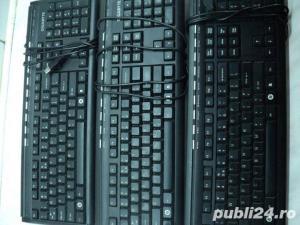 LOT Tastaturi PC PS2 si USB Preturi Incepand De La 15 Lei\Bc - imagine 5