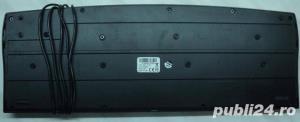 Tastatura Multimedia PC RPC Model: KMV-21BU USB - imagine 2