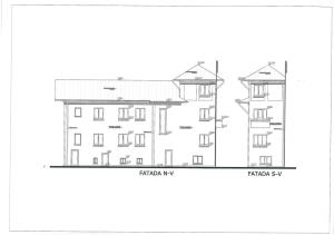 Vila tip bloc, 4 nivele, 260 mp, zona Titulescu Grivita Pod Basarab - imagine 1