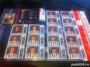 Album Complet 100% Nou Panini Uefa Champions League UCL 2011-2012  - imagine 3