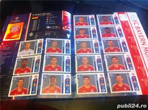 Album Complet 100% Nou Panini Uefa Champions League UCL 2011-2012  - imagine 2