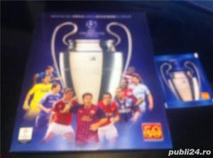 Album Complet 100% Nou Panini Uefa Champions League UCL 2011-2012  - imagine 1