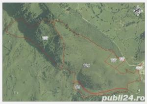 Vanzare teren Rucar Bran - imagine 1