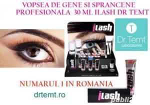 VOPSEA DE GENE SI SPRANCENE PROFESIONALA 30 ML ILASH DR. TEMT- NR. 1 IN ROMANIA - imagine 2