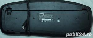 Tastatura Multimedia PC Chicony Model: KC-0401 USB - imagine 2
