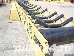 Role tamburi agrafe pentru transportoare cu banda - imagine 1