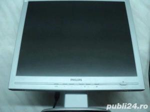 Sistem Complet Unitate PC Tower (model nou) MSI MS-7507 + Monitor, cabluri - imagine 1