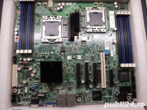 Placa de baza SERVER NOUA Intel 5500BC (DUAL CPU) - imagine 1