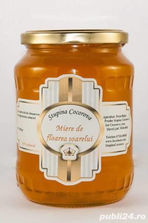 Miere albine naturala de salcam (produse naturiste miere) - imagine 5