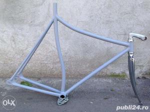 Bicicleta Fixie  Custom  - imagine 7