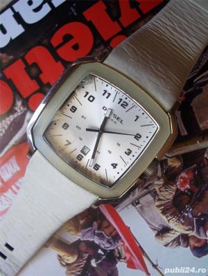 Superb ceas unisex DIESEL 5bar model DZ5110 - imagine 4