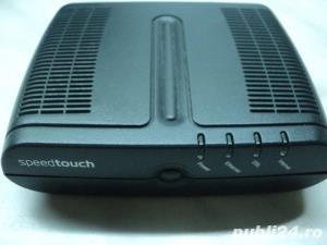 Kit ClickNet Modem ADSL Thomson SpeedTouch ST516 V6 NOU - imagine 4
