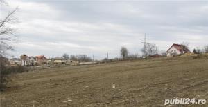 Vand teren 1050mp cu front de 29m la b-dul Fagetului Cluj-Napoca, cu utilitati - imagine 7