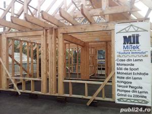 Structura casa P+M - imagine 2