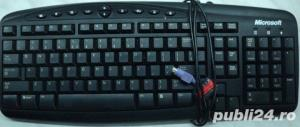 Tastatura Multimedia PC Microsoft Originala Model: Wired 500 PS2 - imagine 3