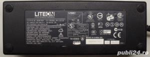 Alimentator-Incarcator Laptop 19V, 6,3A (fara cabluri) - imagine 1
