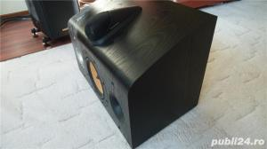 Bowers & Wilkins B&W HTM7 boxa centru impecabila - imagine 3