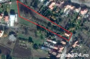 Vind la Satu Mare casa noua cu teren 50 ari parcelabil zona Titulescu. teren parcelabil - imagine 1