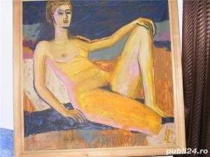 Vand tablou pictura absracta - imagine 2