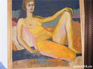 Vand tablou pictura absracta - imagine 3
