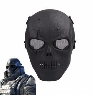 NFLC Airsoft Mask Skull Full Face  - imagine 1