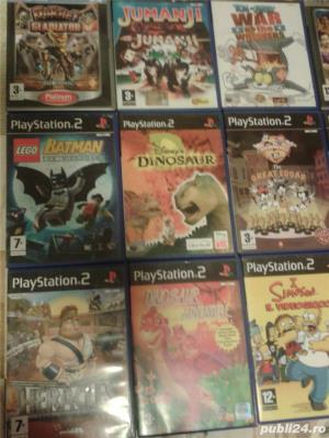 jocuri ps2,playstation pt copii ,tarzan,spider man ,batman - imagine 3