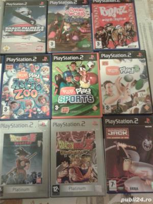 jocuri ps2,playstation pt copii ,tarzan,spider man ,batman - imagine 8