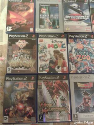 jocuri ps2,playstation pt copii ,tarzan,spider man ,batman - imagine 7