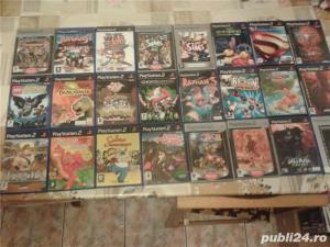 jocuri ps2,playstation pt copii ,tarzan,spider man ,batman - imagine 4