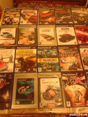 jocuri ps2,playstation pt copii,cu masini,raliuri,f1,need for speed - imagine 4