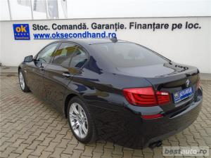 BMW 520d | MPaket | AT8 | 4 usi | 18″ | Xenon | Navi | Senzori parcare | Clima | 2013 - imagine 3