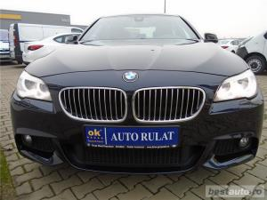 BMW 520d | MPaket | AT8 | 4 usi | 18″ | Xenon | Navi | Senzori parcare | Clima | 2013 - imagine 12