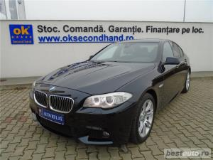 BMW 520d | MPaket | AT8 | 4 usi | 18″ | Xenon | Navi | Senzori parcare | Clima | 2013 - imagine 2