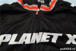 Tricou biciclist Planet X - imagine 1