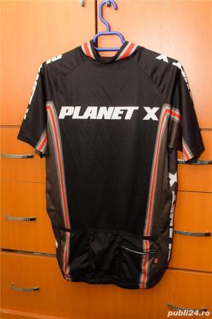 Tricou biciclist Planet X - imagine 2