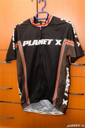 Tricou biciclist Planet X - imagine 4