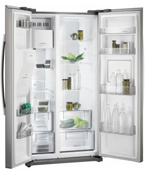 Combine frigorifice side by side  Samsung, Bosch , Siemens - imagine 5
